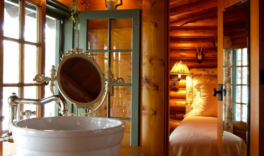 Bay Lake Cabin - Bathroom
