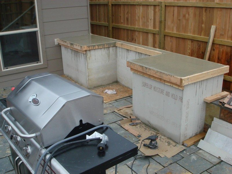 Diy Outdoor Kitchen Projects The Owner Builder Network