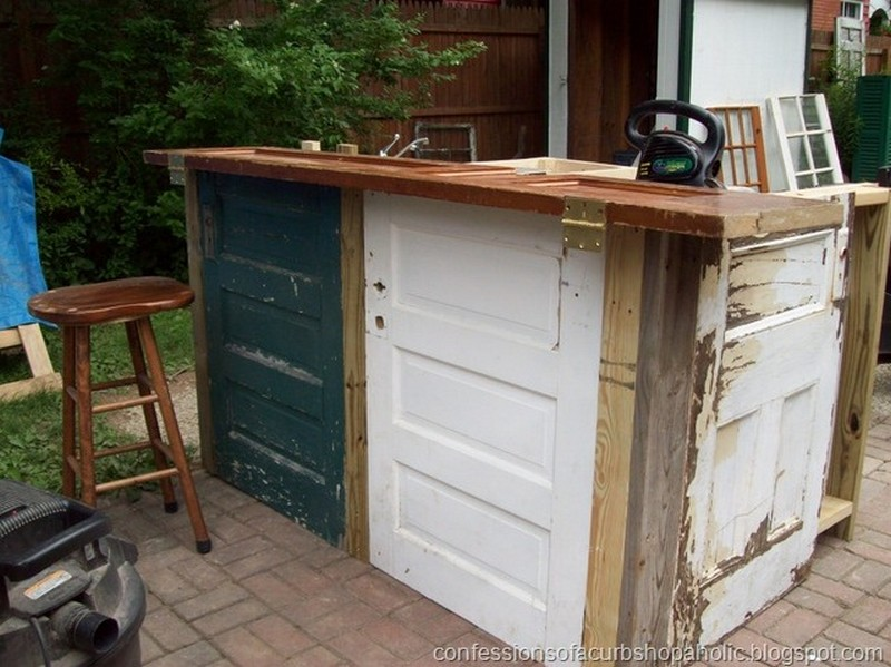 DIY Outdoor Kitchen Projects | The Owner-Builder Network