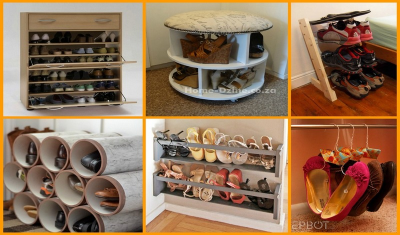 Ingenious DIY Shoe Storage Projects