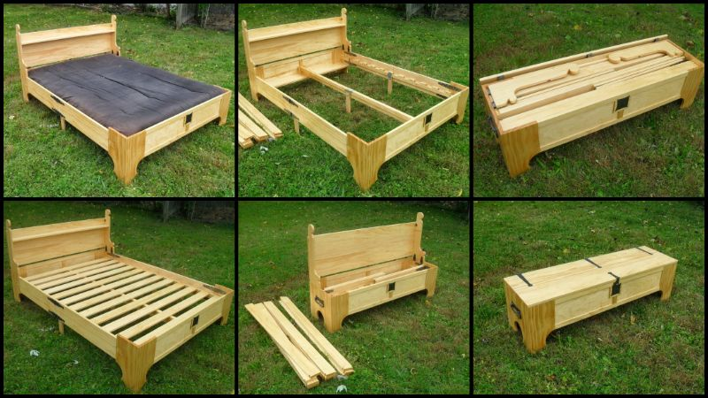 Bed In A Box - Andruha