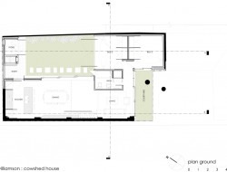 AIA 2013 COWSHED HOUSE PLAN GROUND