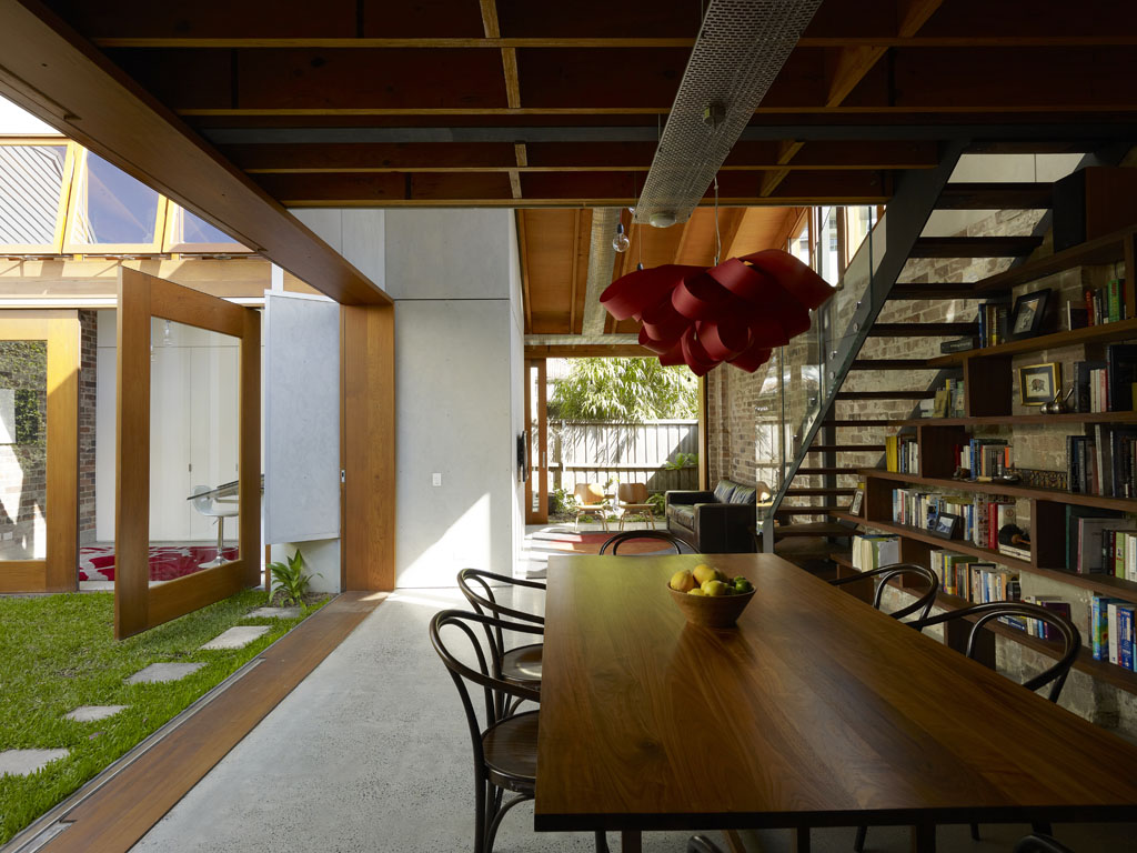 Cowshed House21