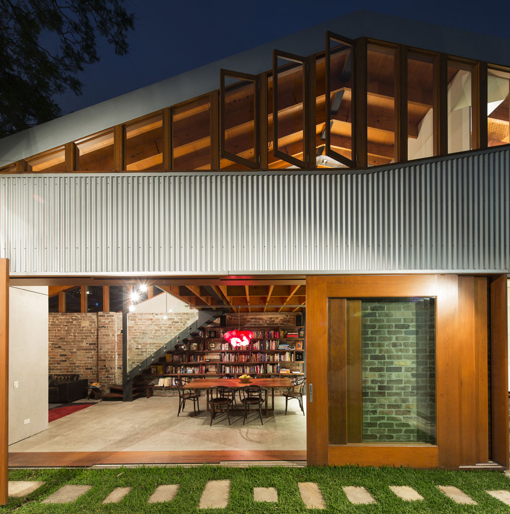 Cowshed House3