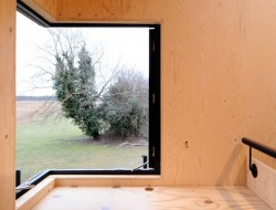 Dovecote Studio - Large window