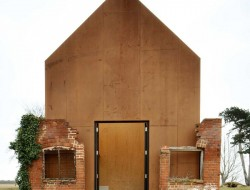 Dovecote Studio - The new studio