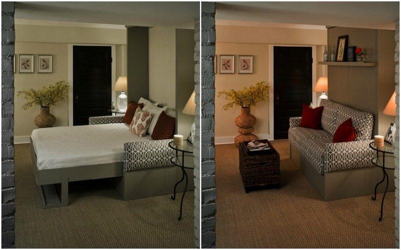 Murphy Bed - Laura Casey Interiors
