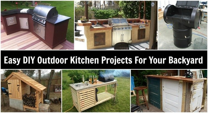 OutdoorKitchenProjectOBN Easy DIY Outdoor Kitchen ...