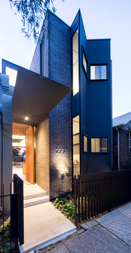 Spiegel House Sydney - Carter Williamson Architects