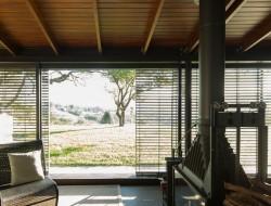 Stone House living area