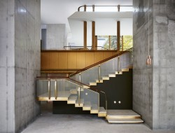 The Integral House - Stairs