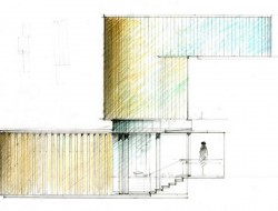The Integral House - Elevation Detail