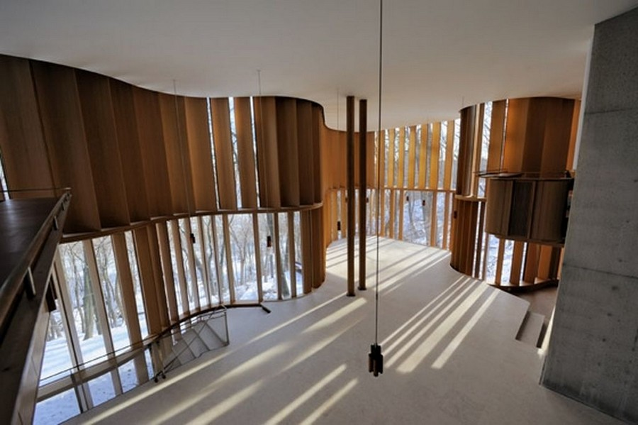 The Integral House   Interior Nice Design