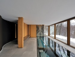 The Integral House - Pool area