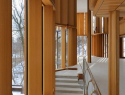 The Integral House - Curved windows