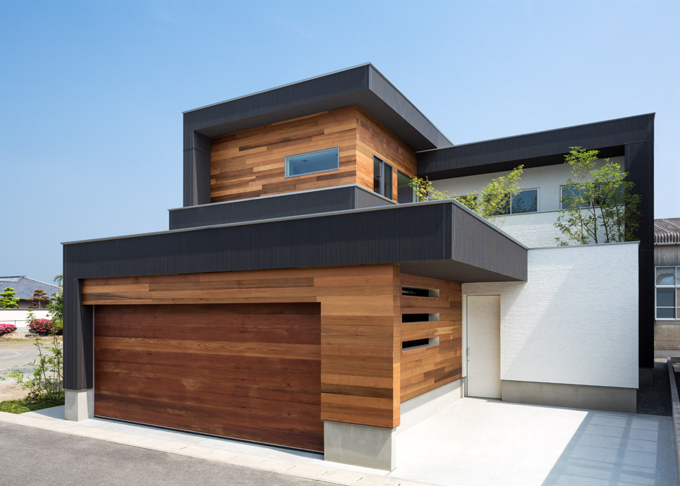 M4 House – Show Architect