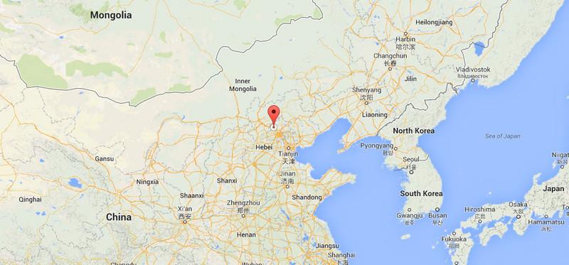 Badaling China