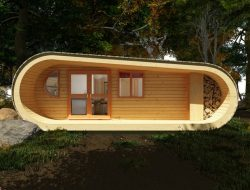 Cleverly Designed Tiny Homes