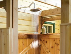 DIY Outdoor Shower - The Owner-Builder Network