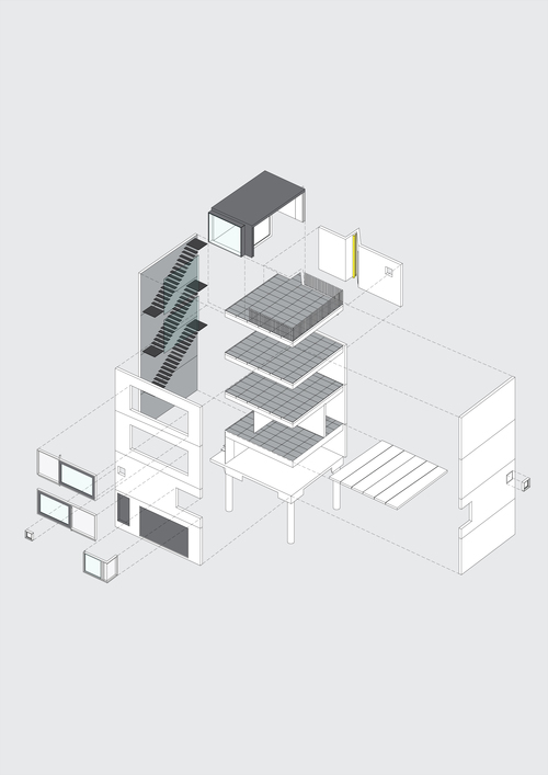 EditorialSet_SmallHouse_A4