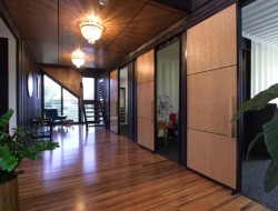 31 container home in Brisbane Australia - Hall-2