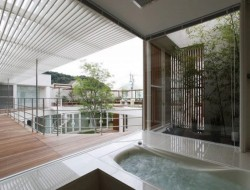 Japanese Courtyard Architecture