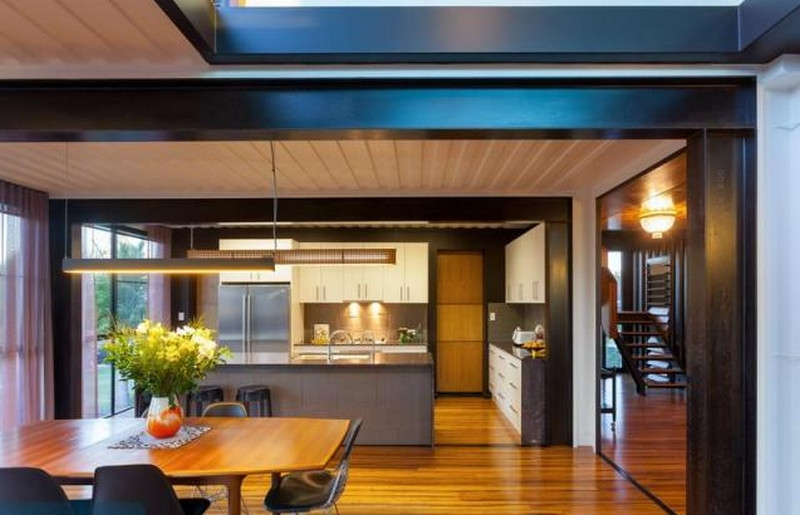 31 container home in Brisbane Australia - Kitchen