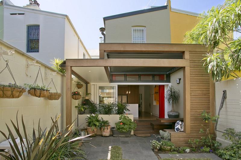 Surrey Hills terrace - Danny Broe Architects - Sydney