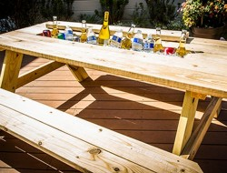 Mark's DIY Picnic Table Cooler - Hallmark Channel