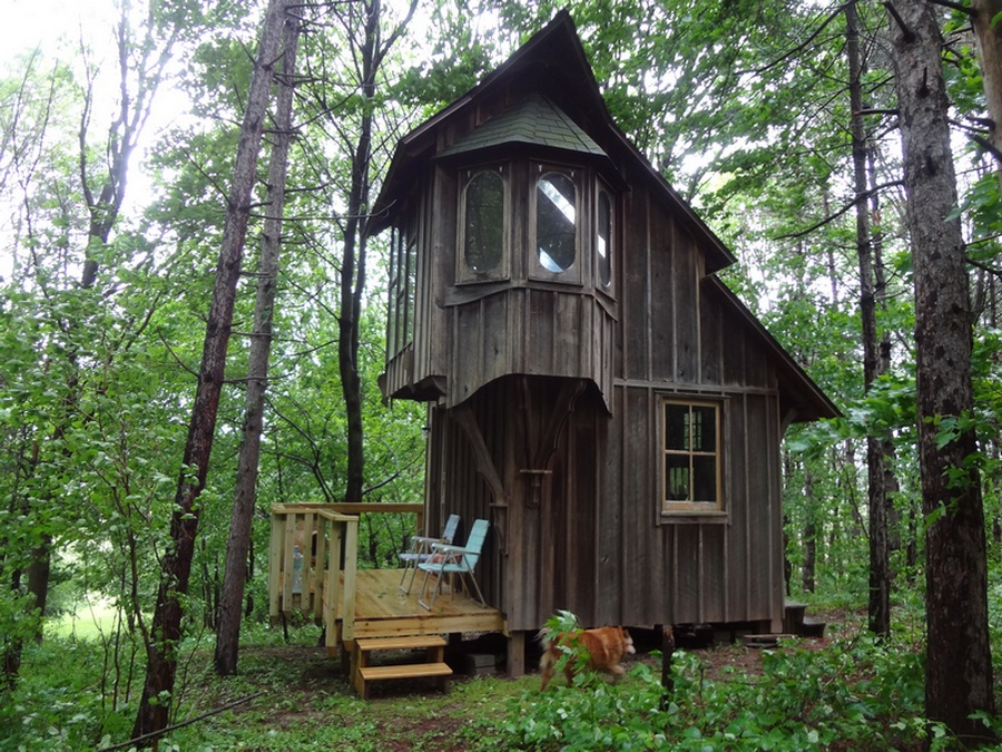 COTH… Cottage on the Hill - The Owner-Builder Network