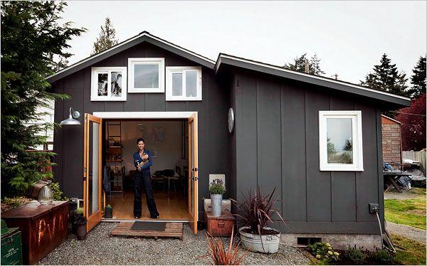 Garage Transformation - The Owner-Builder Network