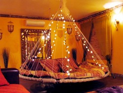 Floating Bed installed in Bed & Breakfast Inn - The floatingbed