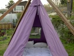 letto capanna - stranezze