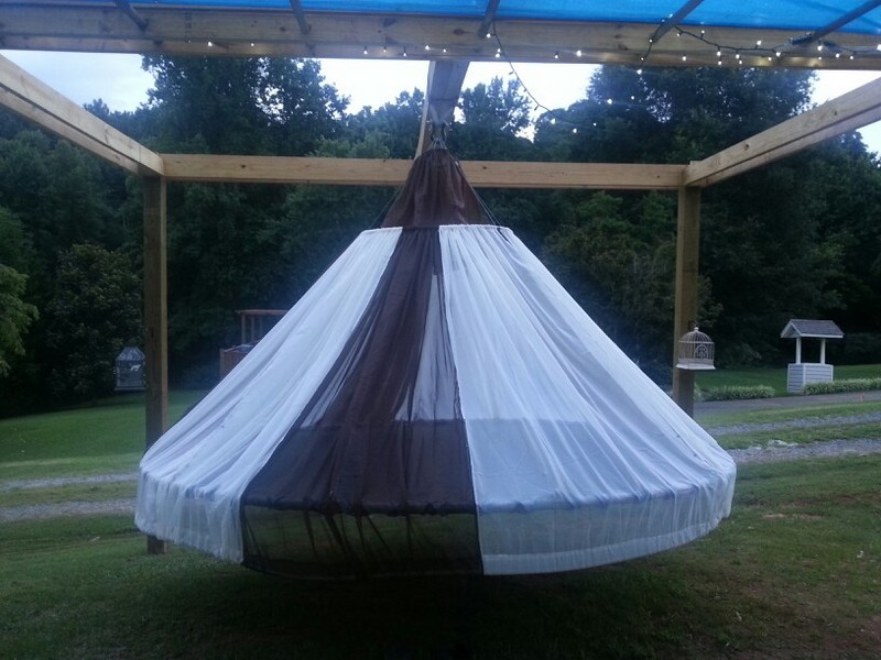 Outdoor hammock bed with cover - If You Liked This You Will Also Like Viewing These Swings And