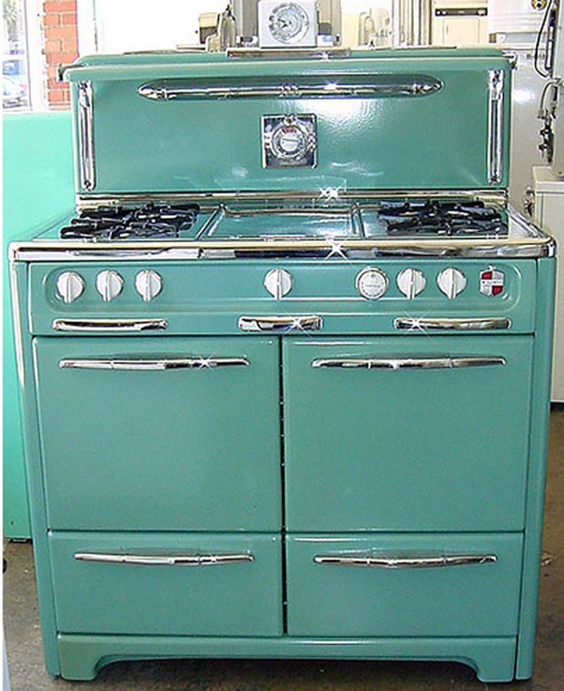 Stoves And Ovens ~ Vintage stoves the owner builder network