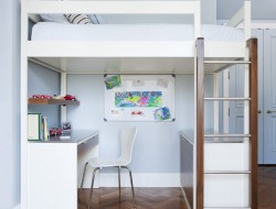 Beekman Loft Bed - Wud Furniture Design