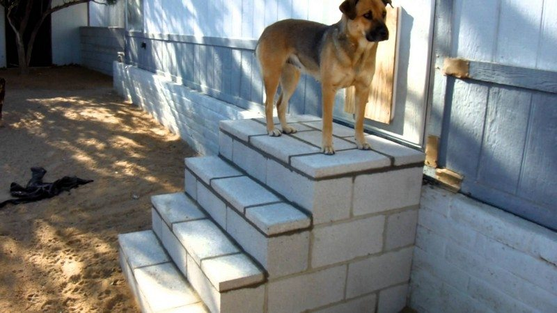 Cinder Block Projects The Owner Builder Network