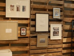Using Wooden Pallets to a Make a Dramatic Wall - The Basics