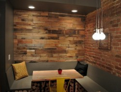 Reclaimed Wood Paneling - Sustainable Lumber Co.