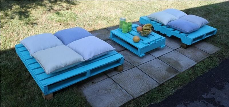DIY Eclectic Patio Furniture   Houzz