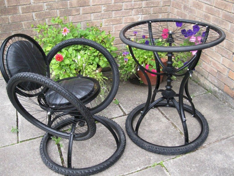 Repurposed Bicycle Parts The Owner Builder Network