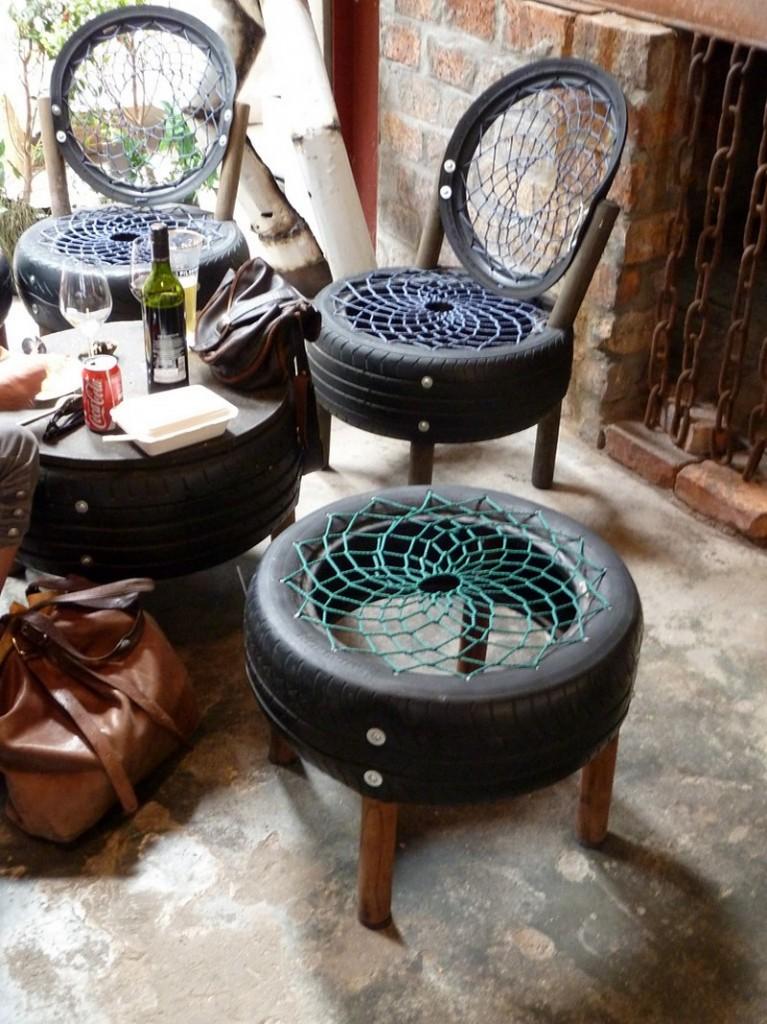Recycled Furniture - Coda