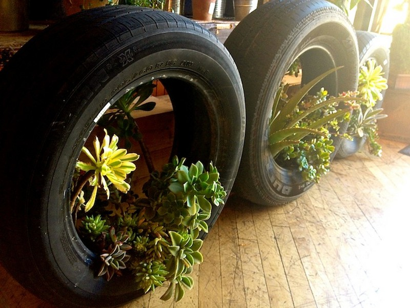 Repurposed Planters Are Playfully Decorative - Home Jelly