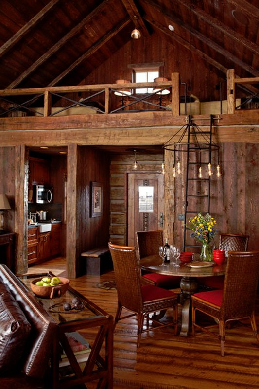 Cabin by Swaback partners