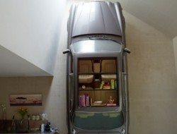 Care for a Daimler bookcase?