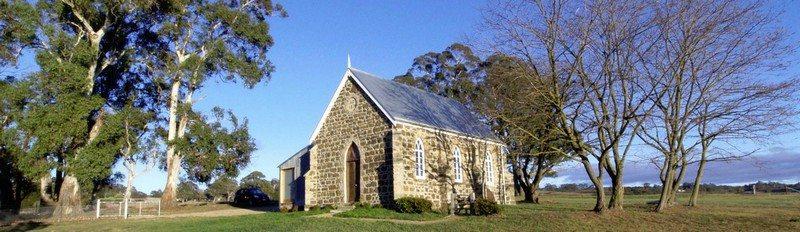 Laggan church conversion - Main