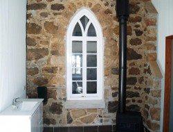 Laggan church conversion - bathroom 2