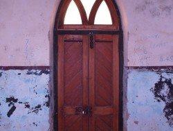Laggan church conversion - before