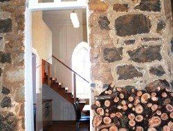 Laggan church conversion - entry