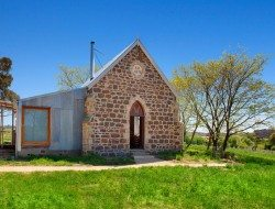 Laggan church conversion - exterior 2